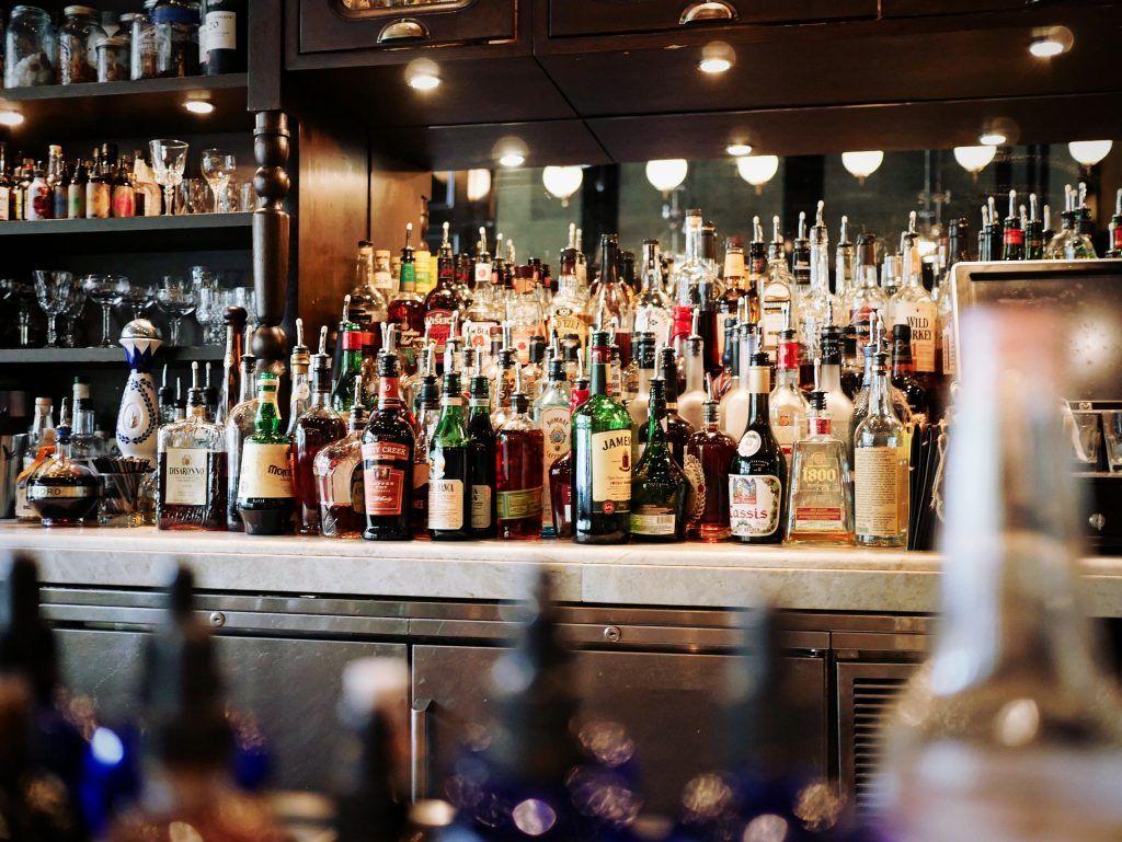María Robles Consumo de alcohol